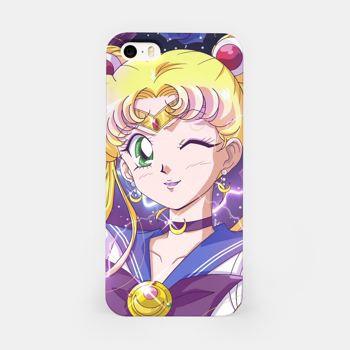 Zdjęcie Imposter Sailor Moon iPhone Case - Live Heroes