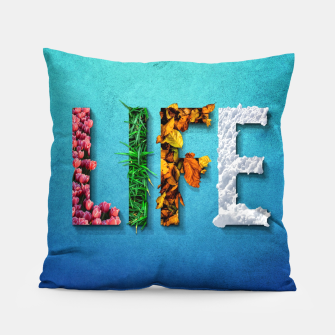 Thumbnail image of LIFE Pillow, Live Heroes