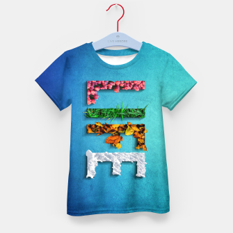 Thumbnail image of LIFE Kid's t-shirt, Live Heroes