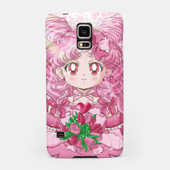 "Miniaturka Chibiusa ""Wedding Dress"" Samsung Case, Live Heroes"