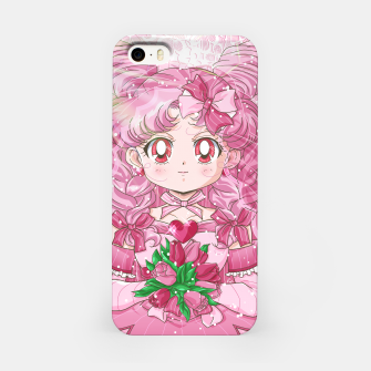 "Miniaturka Chibiusa ""Wedding Dress"" iPhone Case, Live Heroes"