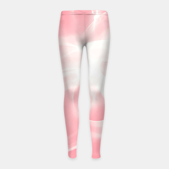 Thumbnail image of abstract fractals 1x1 reacpw Girl's leggings, Live Heroes