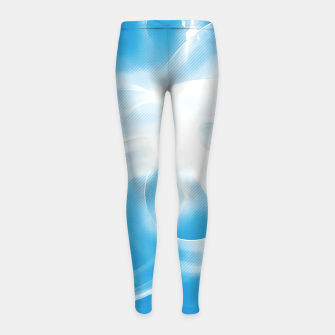 Thumbnail image of abstract fractals 1x1 reacwb Girl's leggings, Live Heroes