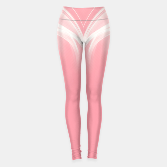 Thumbnail image of abstract fractals mirrored reacpw Leggings, Live Heroes