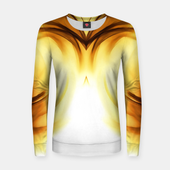 Thumbnail image of abstract fractals mirrored reacc80c82i Women sweater, Live Heroes