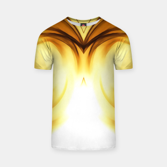 Thumbnail image of abstract fractals mirrored reacc80c82i T-shirt, Live Heroes