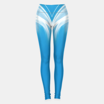 Thumbnail image of abstract fractals mirrored reacwb Leggings, Live Heroes