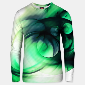Thumbnail image of abstract fractals 1x1 reacmagi Unisex sweater, Live Heroes
