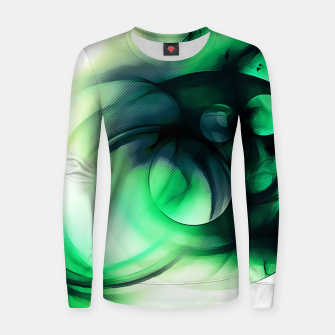 Thumbnail image of abstract fractals 1x1 reacmagi Women sweater, Live Heroes