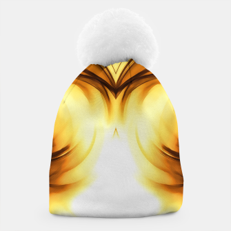 Thumbnail image of abstract fractals mirrored reacc80c82i Beanie, Live Heroes