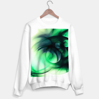 Thumbnail image of abstract fractals 1x1 reacmagi Sweater regular, Live Heroes