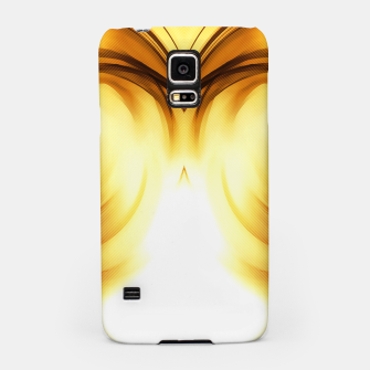 Thumbnail image of abstract fractals mirrored reacc80c82i Samsung Case, Live Heroes