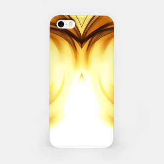 Thumbnail image of abstract fractals mirrored reacc80c82i iPhone Case, Live Heroes