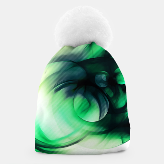 Thumbnail image of abstract fractals 1x1 reacmagi Beanie, Live Heroes
