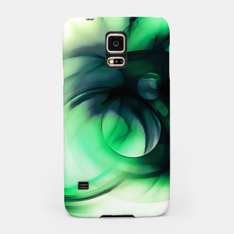 Thumbnail image of abstract fractals 1x1 reacmagi Samsung Case, Live Heroes