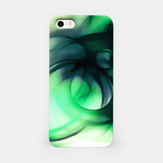Thumbnail image of abstract fractals 1x1 reacmagi iPhone Case, Live Heroes