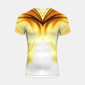 Thumbnail image of abstract fractals mirrored reacc80c82i Shortsleeve rashguard, Live Heroes