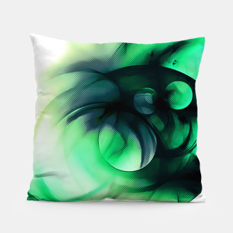 Thumbnail image of abstract fractals 1x1 reacmagi Pillow, Live Heroes