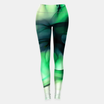 Thumbnail image of abstract fractals 1x1 reacmagi Leggings, Live Heroes