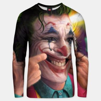 Thumbnail image of Arthur Fleck  - The Joker Unisex sweater, Live Heroes