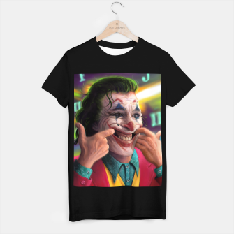 Thumbnail image of Arthur Fleck  - The Joker T-shirt regular, Live Heroes