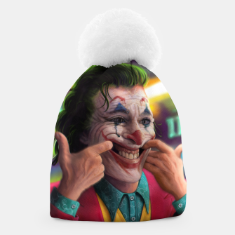 Thumbnail image of Arthur Fleck  - The Joker Beanie, Live Heroes
