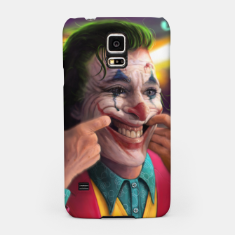 Thumbnail image of Arthur Fleck  - The Joker Samsung Case, Live Heroes