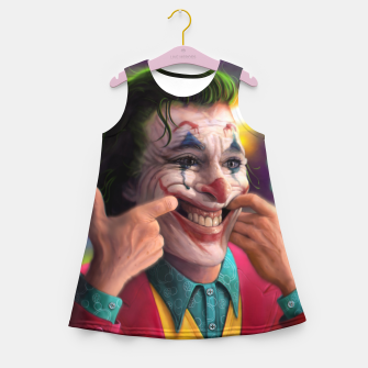 Arthur Fleck  - The Joker Girl's summer dress thumbnail image