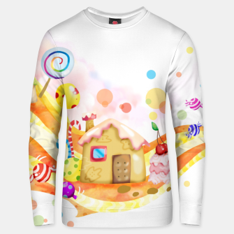 Thumbnail image of Candy House Unisex sweater, Live Heroes