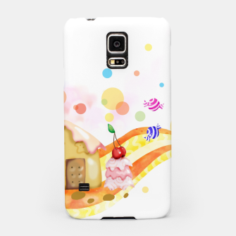 Thumbnail image of Candy House Samsung Case, Live Heroes