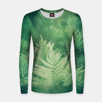 Nature II Women sweater obraz miniatury