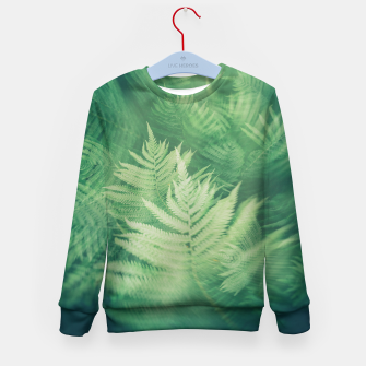 Nature II Kid's sweater obraz miniatury