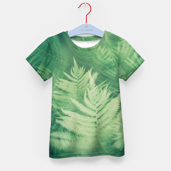 Nature II Kid's t-shirt obraz miniatury