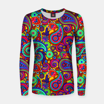 Miniatur PAISLEY 3 Women sweater, Live Heroes