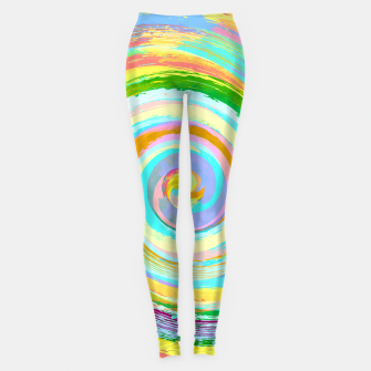 Miniatur Spiral and colors Leggings, Live Heroes