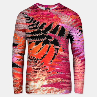Thumbnail image of Ferns, Morning Blush Unisex sweater, Live Heroes