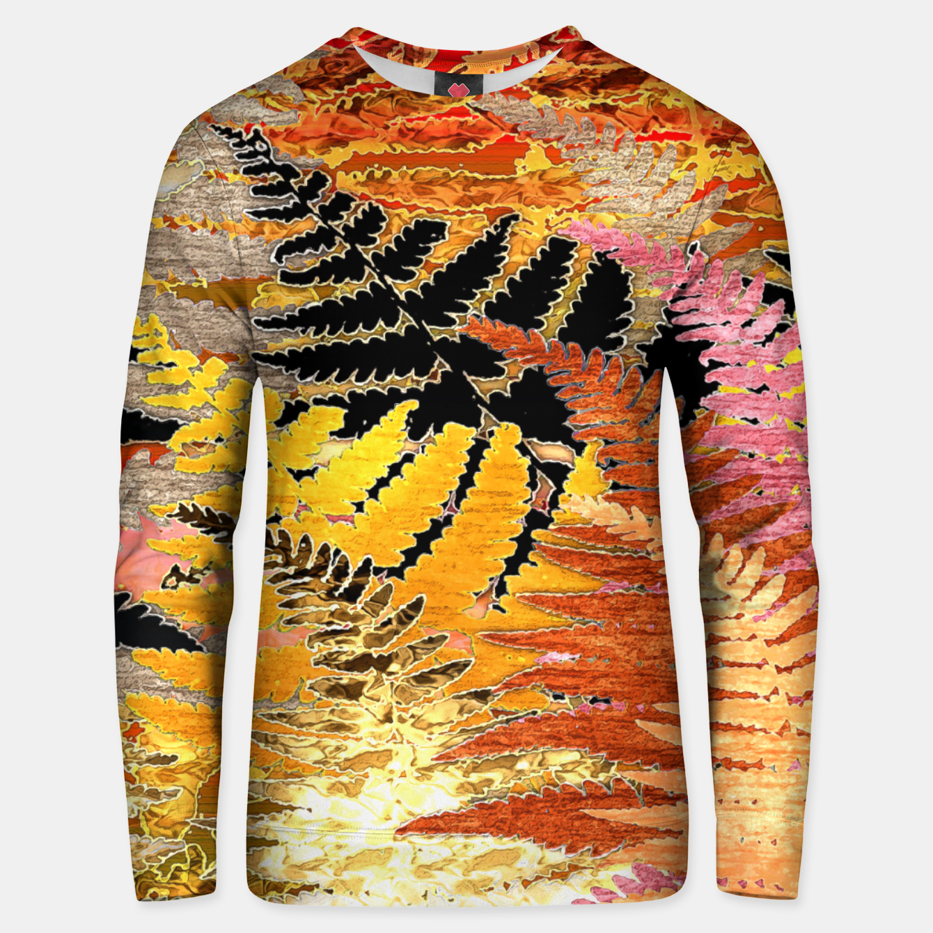 Image of Ferns Unisex sweater - Live Heroes