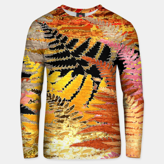 Thumbnail image of Ferns Unisex sweater, Live Heroes