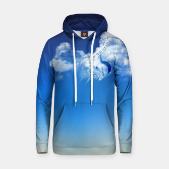 Miniatur Cloud of Song Hoodie, Live Heroes