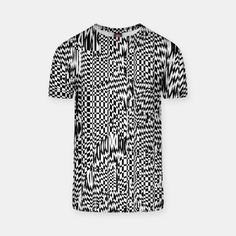 Thumbnail image of Lines 001 T-shirt, Live Heroes