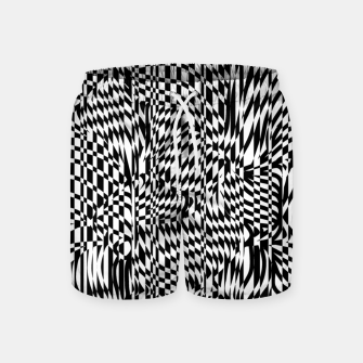 Thumbnail image of Lines 001 Swim Shorts, Live Heroes
