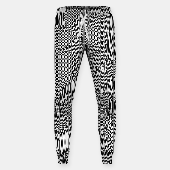 Thumbnail image of Lines 001 Sweatpants, Live Heroes