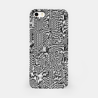 Thumbnail image of Lines 001 iPhone Case, Live Heroes