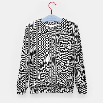 Thumbnail image of Lines 001 Kid's sweater, Live Heroes