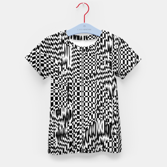 Thumbnail image of Lines 001 Kid's t-shirt, Live Heroes