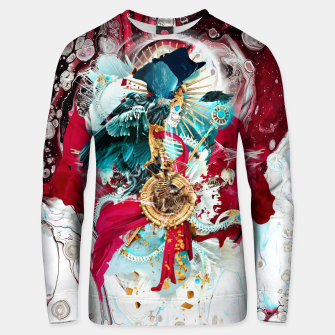 Thumbnail image of Carpe Mortem Unisex sweater, Live Heroes