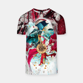 Thumbnail image of Carpe Mortem T-shirt, Live Heroes