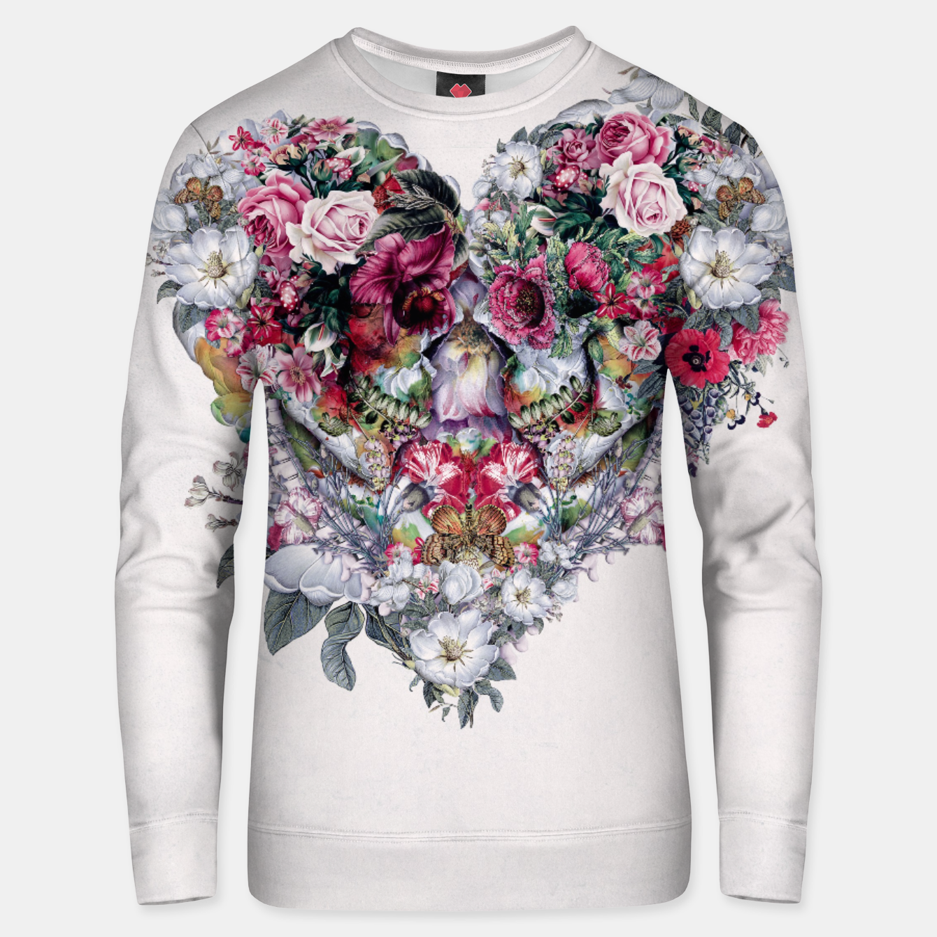 Image of Love Forever Unisex sweater - Live Heroes