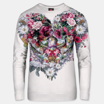 Thumbnail image of Love Forever Unisex sweater, Live Heroes