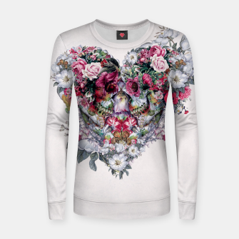 Miniatur Love Forever Women sweater, Live Heroes